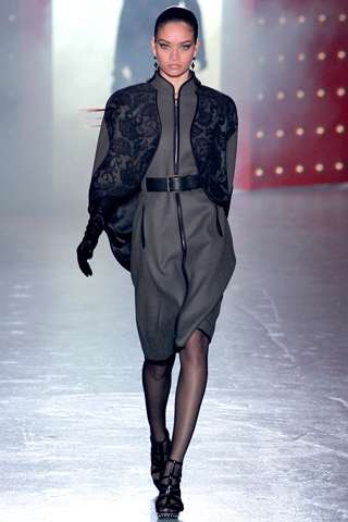 Structured Asian-Inspired Ensembles