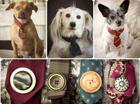 Chic Canine Neckties