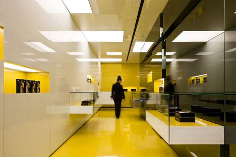 Boxy Yellow Bakeries