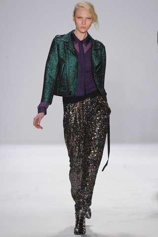 Opulent Jewel-Toned Styles