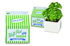 Milk Carton Gardens - Cultivating the Half Pint Garden is as Easy as Drinking Your Daily Calcium