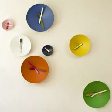 Conical Wall Clocks