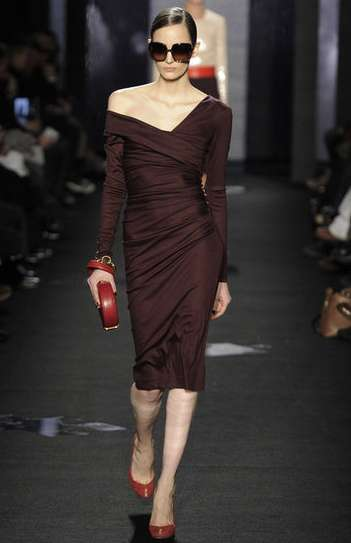 Polished Jewel-Toned Frocks