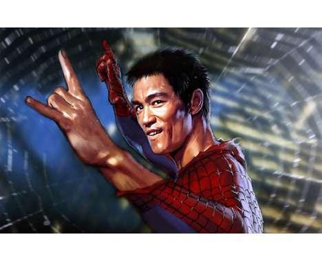 16 Badass Bruce Lee Inspirations