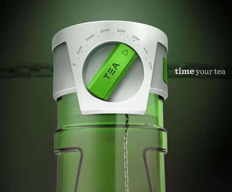Automatic-Infusing Mugs