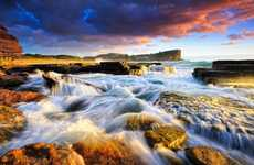 Wonderous Water Landscape Photos