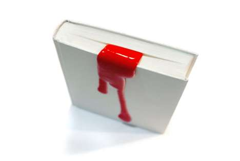 Sticky Savage Page Holders