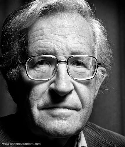 Noam Chomsky Discusses the Jeopardy of Activism