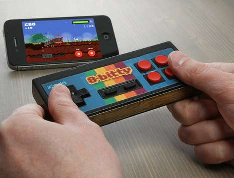 Retro Tablet Gaming Controllers