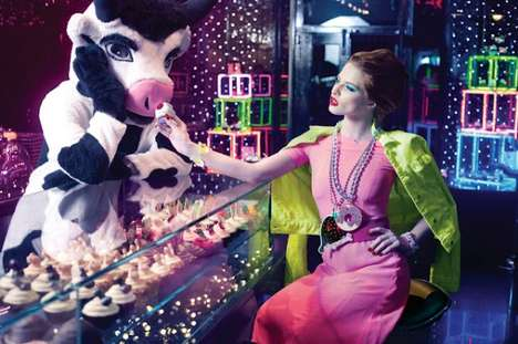 Couture Cattle Shoots