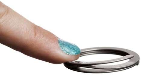 Kinked-Out Keychains