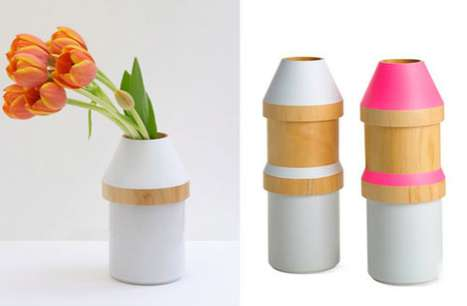 Customizable Geometric Containers