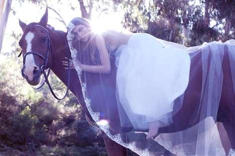 Equestrian Bridal Editorials