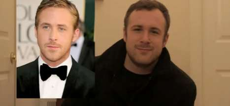 Silly Celebrity Lookalike Tutorials - The 'How to Look Like Ryan Gosling' Video is Impressive