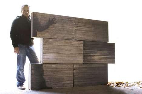 Stylishly Transparent Concrete