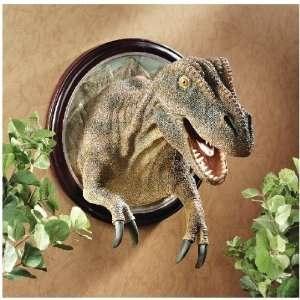 Jurassic Wall Trophies