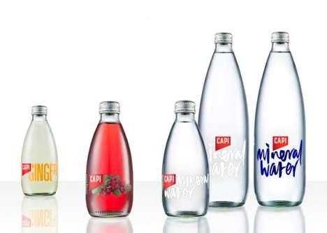 Clean Bottle Branding