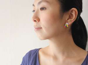 Customizable Magnetic Jewelry - The Akiko Oue Earrings Offer and Endless Amount of Combinations