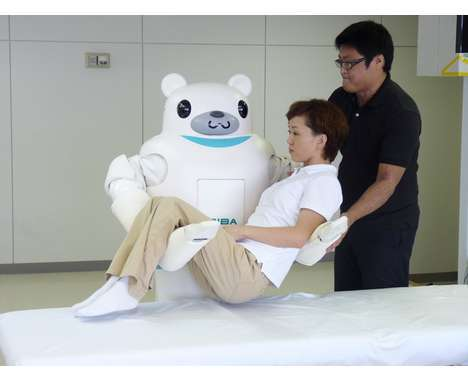 From Couture Nurses to Robot Nurses
