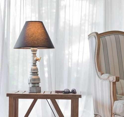 Industrial Table Lighting : Mona by Kozo Lamp