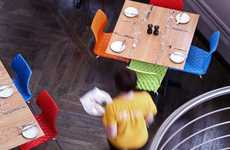 Vibrant Opportunity Dining - Cafe Create Employs People Who Have Been Homeless