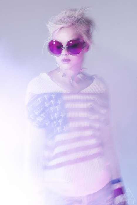 Patriotic Pastel Lookbooks