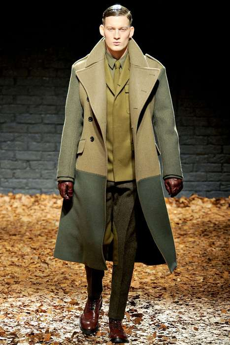 Militant Menswear Tailoring