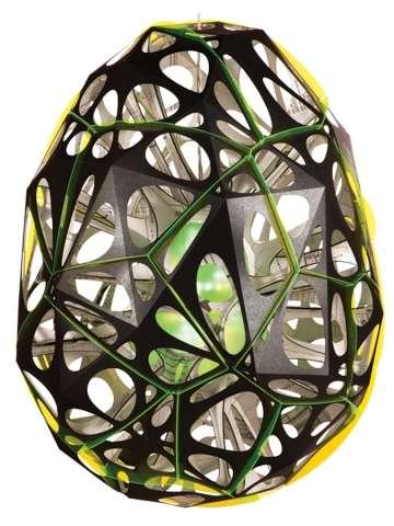 Designer Egg Exhibits
