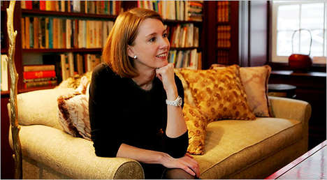 Gretchen Rubin Discusses Easy Daily Steps Towards a Content Life