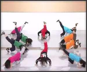 Choreographed Reflection Illusions