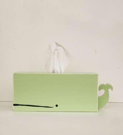 Zoological Kleenex Boxes