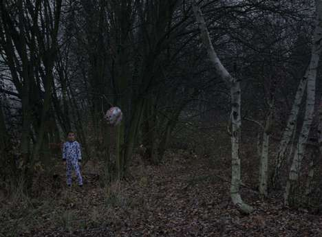 Child Nightmare Cinemagraphs
