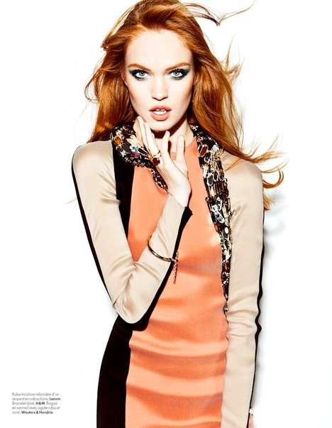 Peachy Printed Fashion
