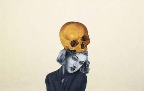 Skull Balancing Beauties