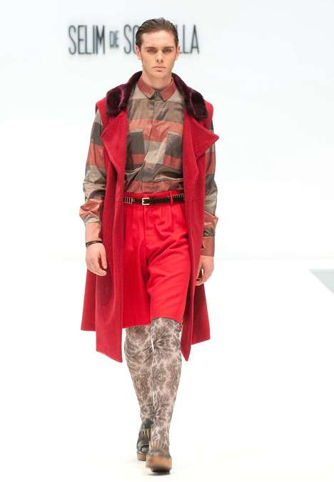 Clashing Couture Catwalks