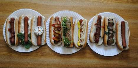 Film Hot Dogs - Serious Eats Creates Food Inspired by the Best Picture Nominated Films