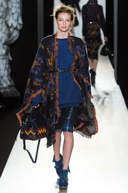 Eclectic Old Lady Runways