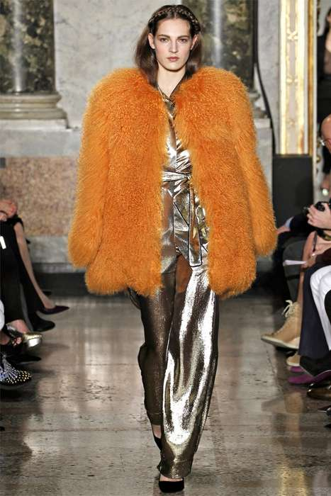 Chic Coated Catwalks