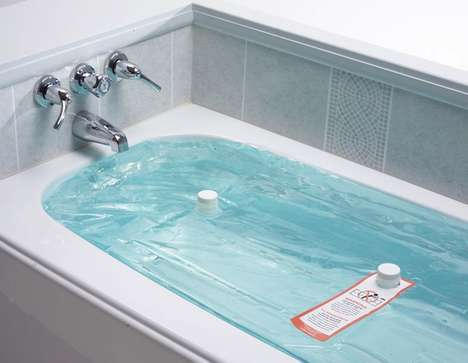 Bathtub Reservoir Bladders