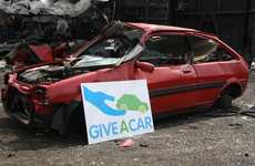 Old Cars for a Cause - GiveaCar Accepts Unwanted Vehicles, Sells them for Charity