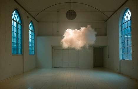 Manmade Cloud Installations