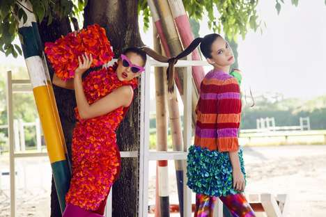 Flamenco-Inspired Editorials