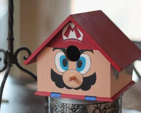 Geeky Birdhouses