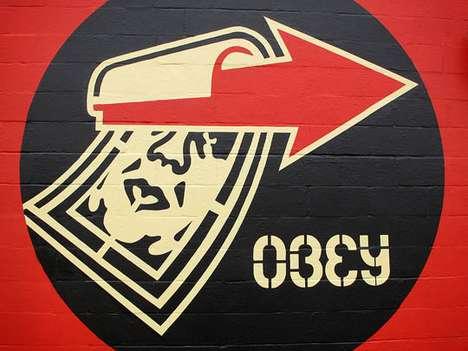 Skate Brand Street Art