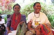 Beads to Fight Poverty - BeadForLife Sells Fair Trade Jewelry and Shea Butter Made in Uganda