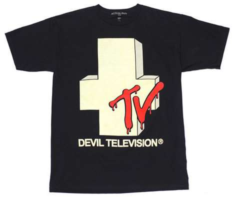 Satan-Worshiping Streetwear