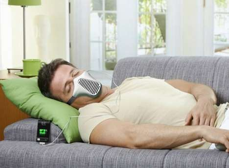 Gas Mask Smartphone Chargers
