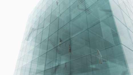 Glass Box Labyrinths