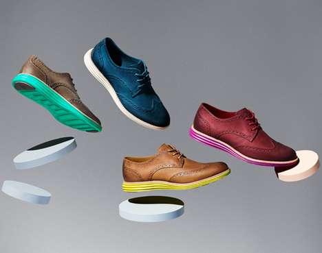 Sporty Hybrid Designer Footwear (UPDATE)
