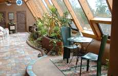 Sustainable Desert Housing - Earthships by Michael Reynolds Show How to Live with Nature